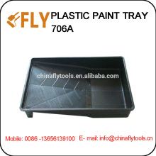 "9"" Black Plastic paint tray"